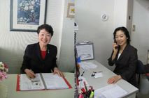 マリアージュ浜松の結婚カウンセラーを紹介します。