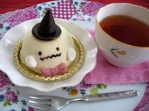 20代女性!浜松のお見合いは、ハロウィンのケーキでおもてなし。