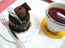 今月はチョコレートケーキでお見合いです☆浜松ひくま相談室にて☆