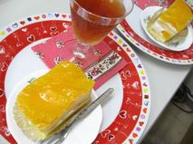 マリアージュ浜松のお見合いで大好評なケーキ!